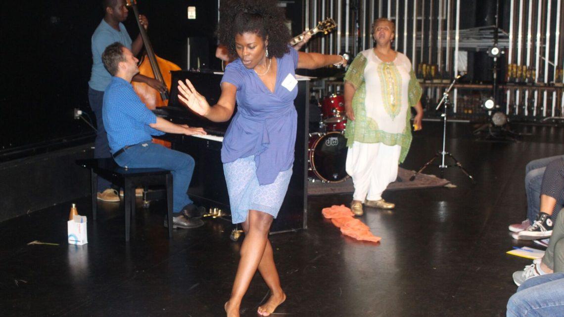 Summer Jazz Arts Institute – Jazz Power