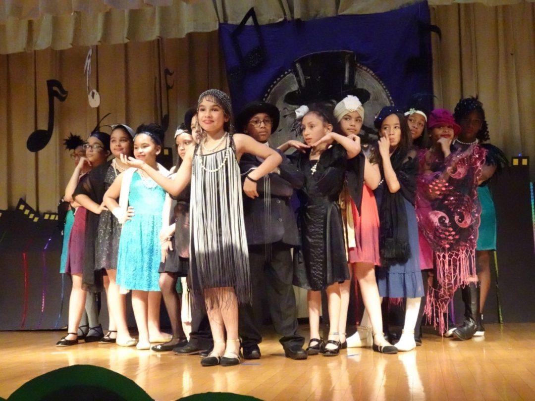 Jazz Power Prep at PS4 Duke Ellington School: A Celebration of the