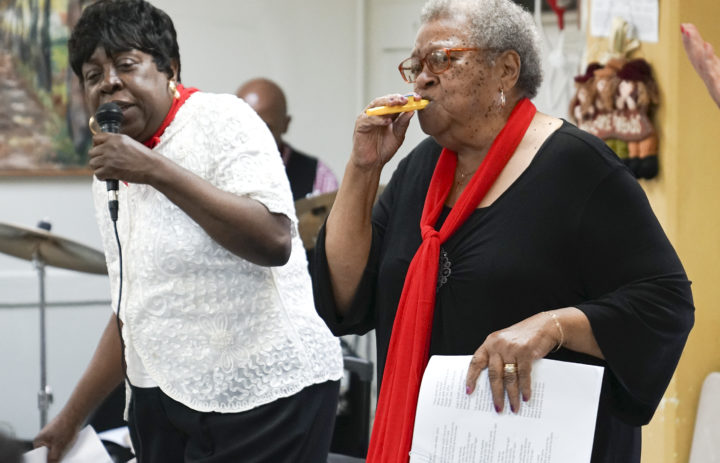 Seniors Showcase at Marble Hill Senior Center