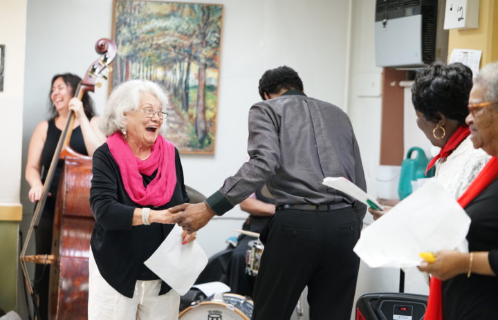 Seniors Showcase at Marble Hill Senior Center